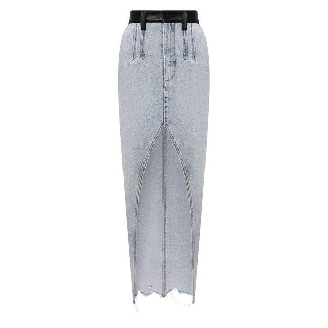 Джинсовая юбка Alexander Wang