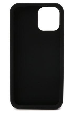 Чехол для iphone 12 pro max DOLCE & GABBANA черного цвета, арт. BP2908/A0977 | Фото 2