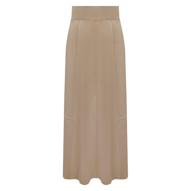 Замшевая юбка Isabel Marant