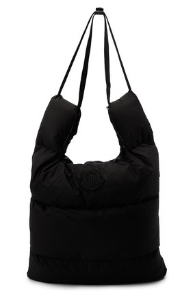 Мужская текстильная сумка-тоут legere MONCLER черного цвета, арт. G2-09A-5D506-00-02SZS | Фото 1 (Материал: Текстиль)