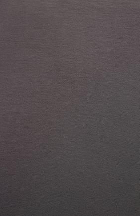 Мужская футболка ZIMMERLI светло-серого цвета, арт. 700-1341   Фото 5 (Кросс-КТ: домашняя одежда; Рукава: Короткие; Материал внешний: Синтетический материал; Длина (для топов): Стандартные)