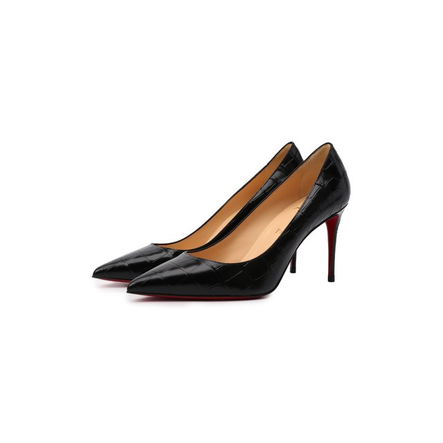 Кожаные туфли Kate 85 Christian Louboutin