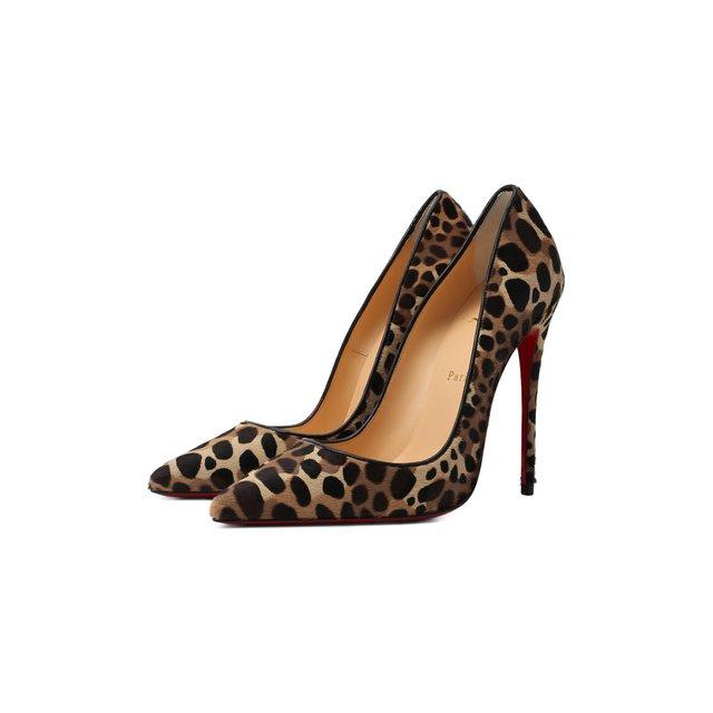 Кожаные туфли So Kate 120 Christian Louboutin