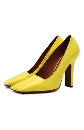 Кожаные туфли Boomerang | Фото №1