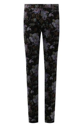 Мужские хлопковые брюки TOM FORD разноцветного цвета, арт. 2VER15/752J42 | Фото 1 (Материал внешний: Хлопок; Материал подклада: Купро; Длина (брюки, джинсы): Стандартные; Случай: Вечерний; Стили: Романтичный)