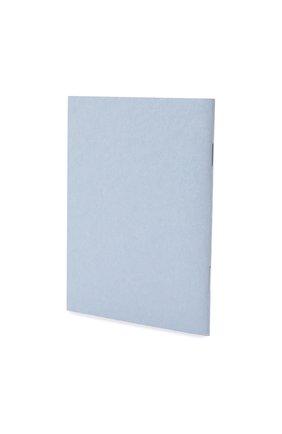 Записная книжка PRADA синего цвета, арт. 2AR065-2D8V-F0013 | Фото 2