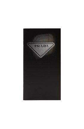 Записная книжка PRADA черного цвета, арт. 2AR090-2D9A-F0002 | Фото 1