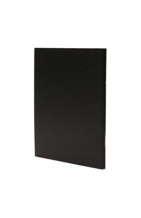 Записная книжка PRADA черного цвета, арт. 2AR091-2D9A-F0002 | Фото 2