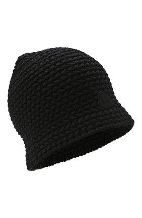 Мужская шерстяная шапка 2 moncler 1952 MONCLER GENIUS черного цвета, арт. G2-092-3B000-02-M1172 | Фото 1 (Материал: Шерсть; Кросс-КТ: Трикотаж)