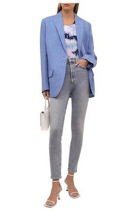 Женское хлопковое боди ELECTRIC&ROSE разноцветного цвета, арт. LFJP16-EPIC | Фото 2 (Материал внешний: Хлопок; Стили: Спорт-шик; Женское Кросс-КТ: Боди-одежда)