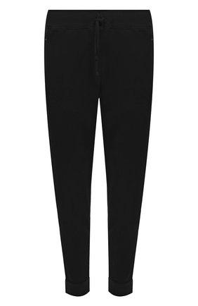 Мужские джоггеры из хлопка и вискозы POLO RALPH LAUREN черного цвета, арт. 710718533 | Фото 1 (Материал внешний: Хлопок; Силуэт М (брюки): Джоггеры; Мужское Кросс-КТ: Брюки-трикотаж; Стили: Спорт-шик; Кросс-КТ: Спорт; Длина (брюки, джинсы): Стандартные)