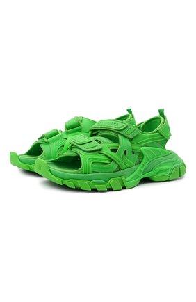 Текстильные сандалии Track | Фото №1