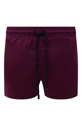 Мужские плавки-шорты VILEBREQUIN фиолетового цвета, арт. MANH9E00/861 | Фото 1 (Материал внешний: Синтетический материал; Принт: Без принта)