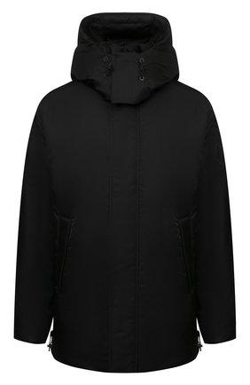 Мужская двусторонняя куртка lyodites 2 moncler 1952 MONCLER GENIUS черного цвета, арт. G2-092-1A000-10-595CM | Фото 1 (Рукава: Длинные; Длина (верхняя одежда): До середины бедра; Материал подклада: Синтетический материал; Материал внешний: Синтетический материал; Материал утеплителя: Пух и перо; Кросс-КТ: Куртка; Мужское Кросс-КТ: пуховик-короткий; Стили: Гранж)