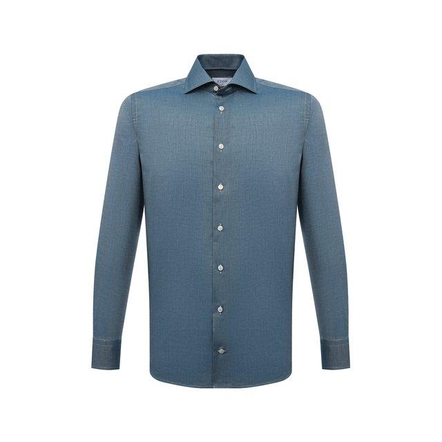 Хлопковая сорочка Eton 12246721