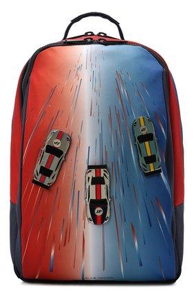 Детская рюкзак JEUNE PREMIER разноцветного цвета, арт. Bj021171   Фото 1 (Материал: Текстиль)