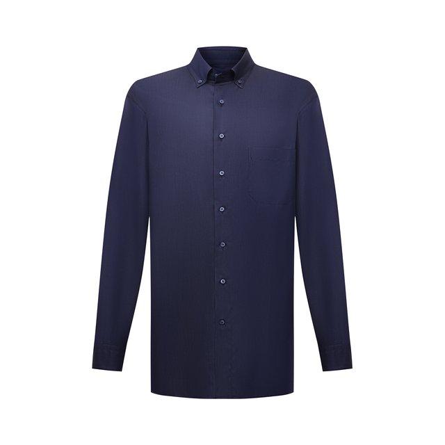 Хлопковая рубашка Zilli 12249697