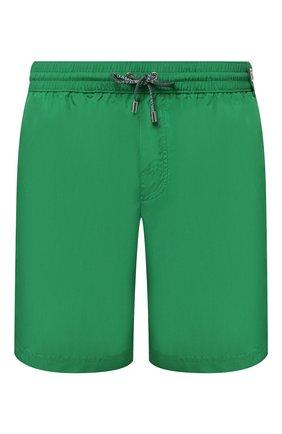 Мужские плавки-шорты DOLCE & GABBANA зеленого цвета, арт. M4B40T/FUSFW   Фото 1 (Материал внешний: Синтетический материал; Мужское Кросс-КТ: плавки-шорты; Принт: Без принта)