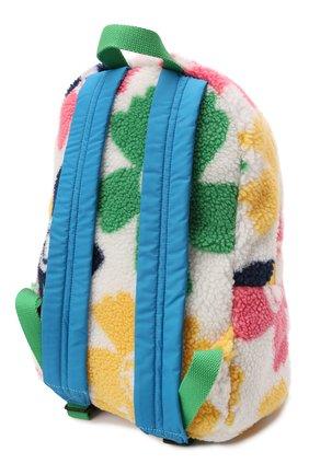 Детская рюкзак STELLA MCCARTNEY разноцветного цвета, арт. 603405/SRK63 | Фото 2 (Материал: Текстиль)