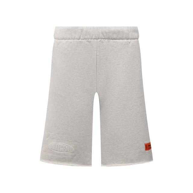 Хлопковые шорты Heron Preston