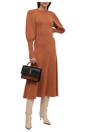 Кашемировое платье | Фото №2