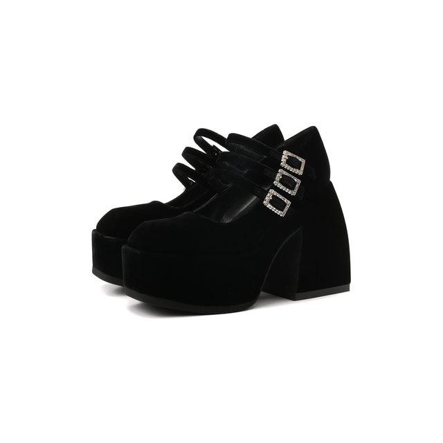 Текстильные туфли Bulla Marietta Nodaleto