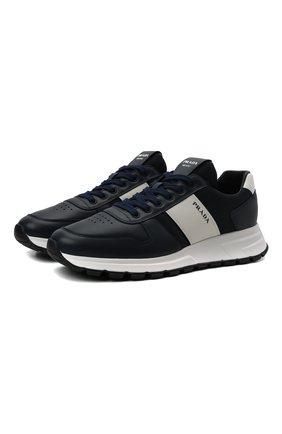 Комбинированные кроссовки PRAX 01 | Фото №1