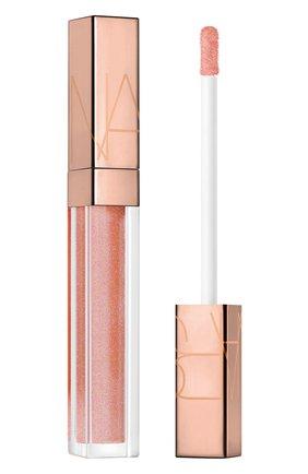 Блеск для губ afterglow lip shine, sunrush NARS бесцветного цвета, арт. 34501617NS   Фото 1