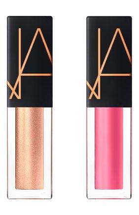 Мини-набор тинтов для губ oil-infused lip tint NARS бесцветного цвета, арт. 34501321NS   Фото 1