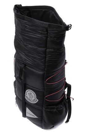 Мужской рюкзак 2 moncler 1952 moncler genius x and wander MONCLER GENIUS черного цвета, арт. G2-092-5A600-00-M1402 | Фото 4 (Ремень/цепочка: На ремешке; Материал: Текстиль)
