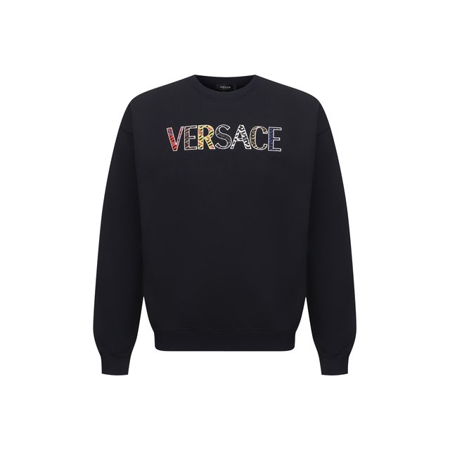 Хлопковый свитшот Versace 12262049