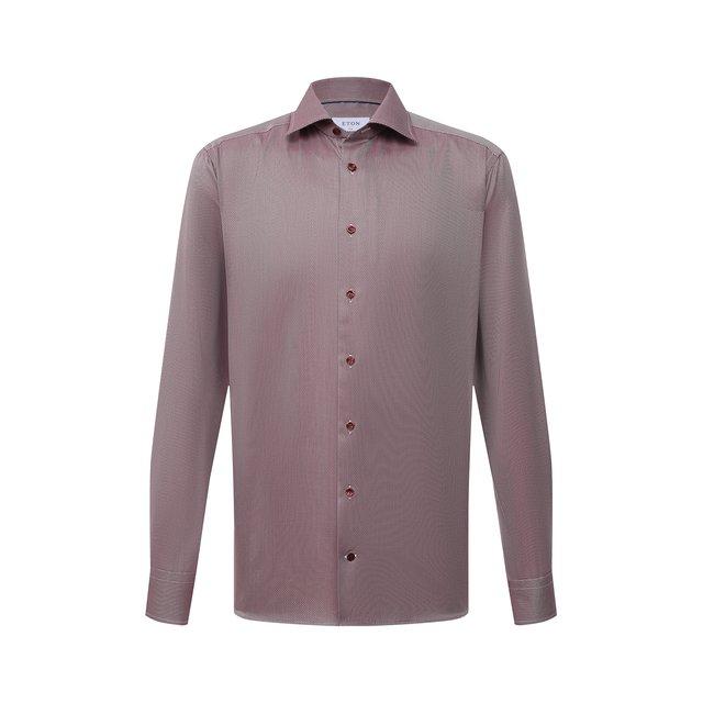 Хлопковая сорочка Eton 12278236