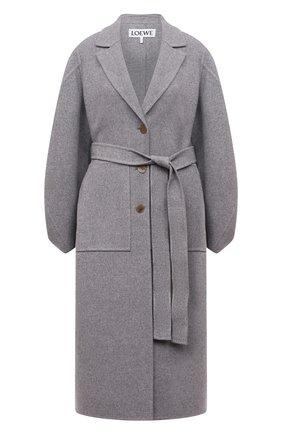 Пальто из шерсти и кашемира   Фото №1