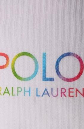 Женские комплект из трех пар носков POLO RALPH LAUREN разноцветного цвета, арт. 455854098 | Фото 2