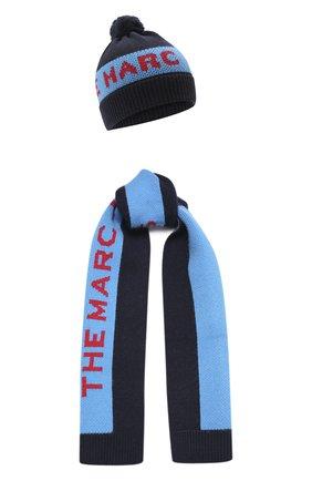 Шапка с шарфом | Фото №1