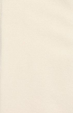 Детские хлопковые колготки FALKE кремвого цвета, арт. 13598. | Фото 2 (Материал: Хлопок, Текстиль)