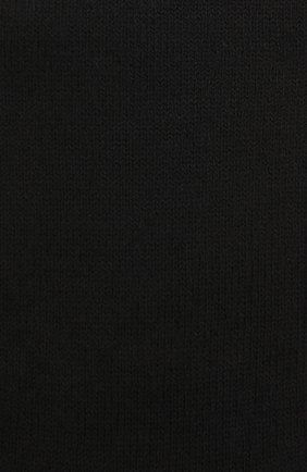 Детские хлопковые носки FALKE черного цвета, арт. 12998. | Фото 2 (Материал: Текстиль, Хлопок)