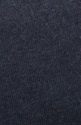 Детские хлопковые носки FALKE синего цвета, арт. 12998. | Фото 2 (Материал: Хлопок, Текстиль)