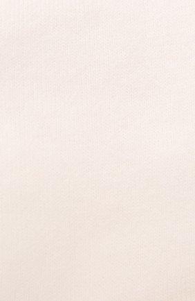 Детские хлопковые носки FALKE кремвого цвета, арт. 12998.   Фото 2 (Материал: Хлопок, Текстиль)