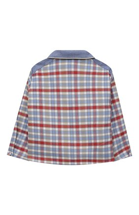 Хлопковая рубашка | Фото №2
