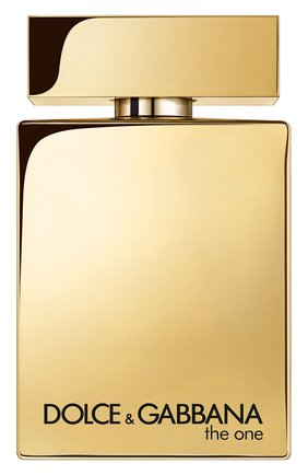 Мужской парфюмерная вода the one for men gold intense (100ml) DOLCE & GABBANA бесцветного цвета, арт. 30701120DG | Фото 1