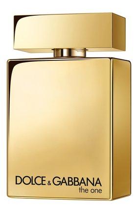 Мужской парфюмерная вода the one for men gold intense (100ml) DOLCE & GABBANA бесцветного цвета, арт. 30701120DG | Фото 2