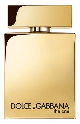 Мужской парфюмерная вода the one for men gold intense (50ml) DOLCE & GABBANA бесцветного цвета, арт. 30701122DG | Фото 1