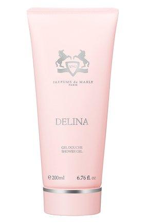 Гель для душа delina (200ml) PARFUMS DE MARLY бесцветного цвета, арт. 3700578521361   Фото 1