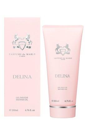 Гель для душа delina (200ml) PARFUMS DE MARLY бесцветного цвета, арт. 3700578521361   Фото 2