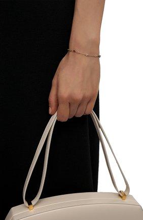 Женский браслет HANKA_IN золотого цвета, арт. DIV-BR-Z0I | Фото 2 (Материал: Металл)