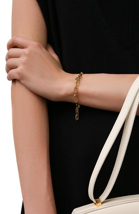 Женский браслет HANKA_IN золотого цвета, арт. JIM3-BR | Фото 2 (Материал: Металл)