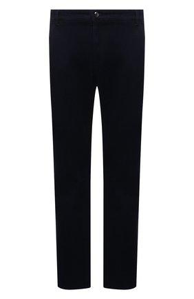 Мужские джинсы ZILLI темно-синего цвета, арт. MCW-00032-JABI1/R001/66-68 | Фото 1 (Длина (брюки, джинсы): Стандартные; Материал внешний: Хлопок; Кросс-КТ: Деним; Силуэт М (брюки): Прямые; Стили: Классический; Big sizes: Big Sizes)