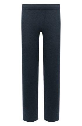 Мужские брюки из хлопка и кашемира BRIONI синего цвета, арт. UMKY0L/P0K03 | Фото 1 (Материал внешний: Шерсть, Хлопок, Кашемир; Мужское Кросс-КТ: Брюки-трикотаж; Случай: Повседневный; Стили: Спорт-шик; Кросс-КТ: Спорт; Длина (брюки, джинсы): Стандартные)
