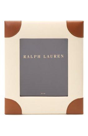 Рамка для фотографий RALPH LAUREN кремвого цвета, арт. 682708127 | Фото 1